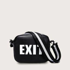 Girls Exit crossbody bag
